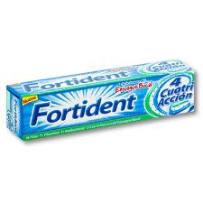 Сremas dentales Fortident