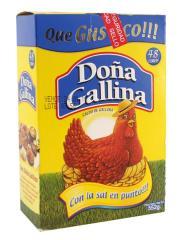Caldo en cubo Doña Gallina