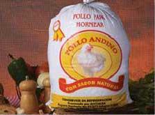 Pollo Andino  para hornear