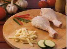 Piernas de pollo Andino