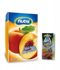 Néctares naturales