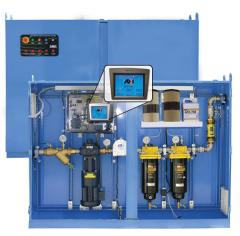 STS 7030   Automated Diesel Fuel Filtration System