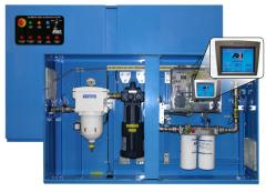 STS 7010 | Automated Diesel Fuel Filtration System