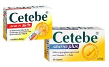Vitamins and naturals Cetebe