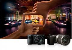 Sony Alpha – Cámaras NEX con lentes
