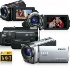 Sony Handycam® - Videocámaras de alta definición