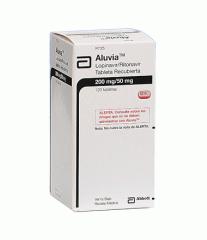 Lopinavir/ritonavir Tabletas Aluvia
