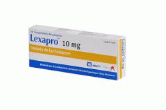 Lexapro Inhibidor selectivo de la recaptación de