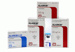 Klaricid  Antibiótico macrólido
