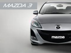 Automóvil Mazda 3