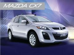 Automóvil Mazda CX7