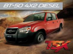 Mazda BT-50 4x2 Diesel