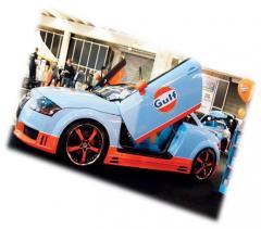 Lubricantes para motores de vehiculos livianos