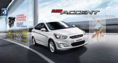 Automóvil Hyundai New Accent