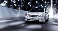 Automóvil Hyundai Sonata