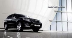 Automóvil Hyundai Santa Fe