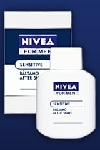Nivea Bálsamo Sensitive