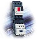 TeSys GV2, LC Combinación de arrancadores de