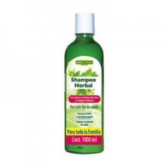 Shampoo Herbal сon extracto de Hierbas Silvestres y Complejos Botánicos