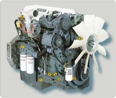 Motor Principal Detroit Diesel