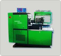 Banco de Prueba Garner Diesel Electrónico 20HP