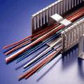 Canalización para cables electricas