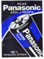 Pilas Panasonic