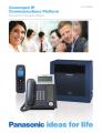 Central Telefonica IP KX-TDE100BX