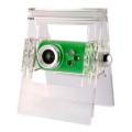 Webcam USB +  3 LED + Clip