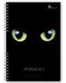 Cuaderno Angry Eyes