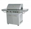 Parrilla BBQ a gas de 4 quemadores  Modelo: EKOF38MDIS  Marca: Electrolux