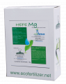 Hefe Edta-Mg corrector de Magnesio (Mg) quelatado con EDTA de aplicación al suelo para hortícolas, frutales y ornamentales.