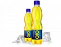 Bebida refrescante carbonatada Sabor de Oro