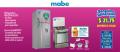 Refrigerador y Cocina Mabe (RML267WJEESO y 607EGP1)