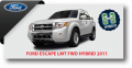 Ford Escape LMT FWD Hybrid 2011