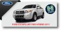 Ford Escape LMT FWD Hybrid 2011