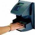 Reloj registrador biométrico HandPunch 3000