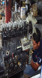 Pedido Mantenimiento de motores