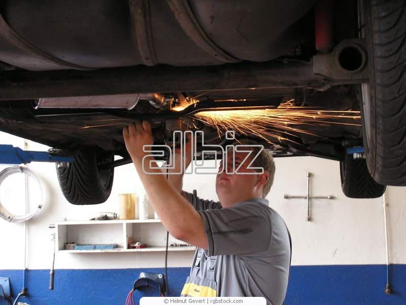 Pedido Reparacion de automobiles