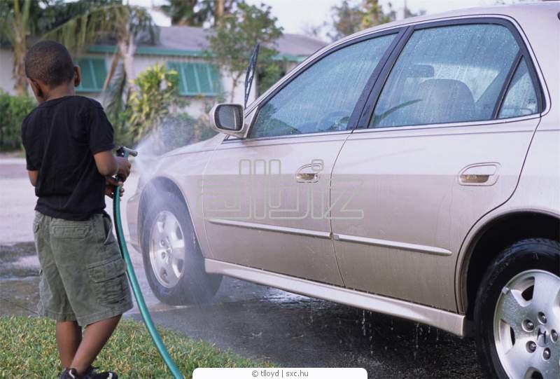 Pedido Limpieza de interior de vehiculos