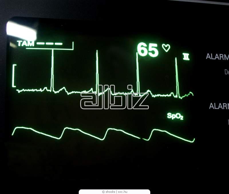 Pedido Electrocardiogrammas