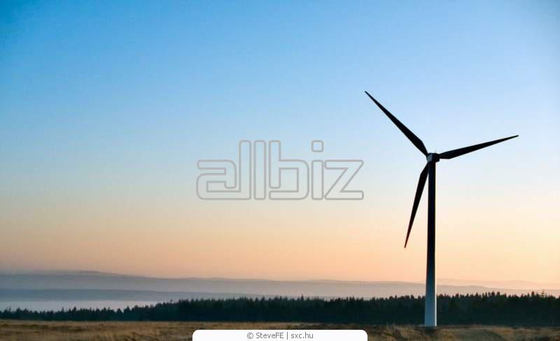 Pedido Energia eolica