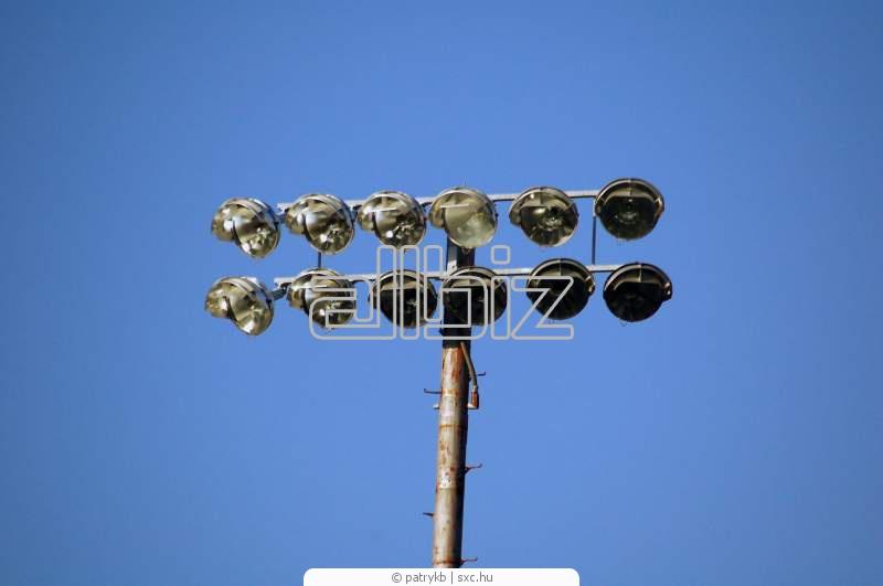 Pedido Iluminacion LED