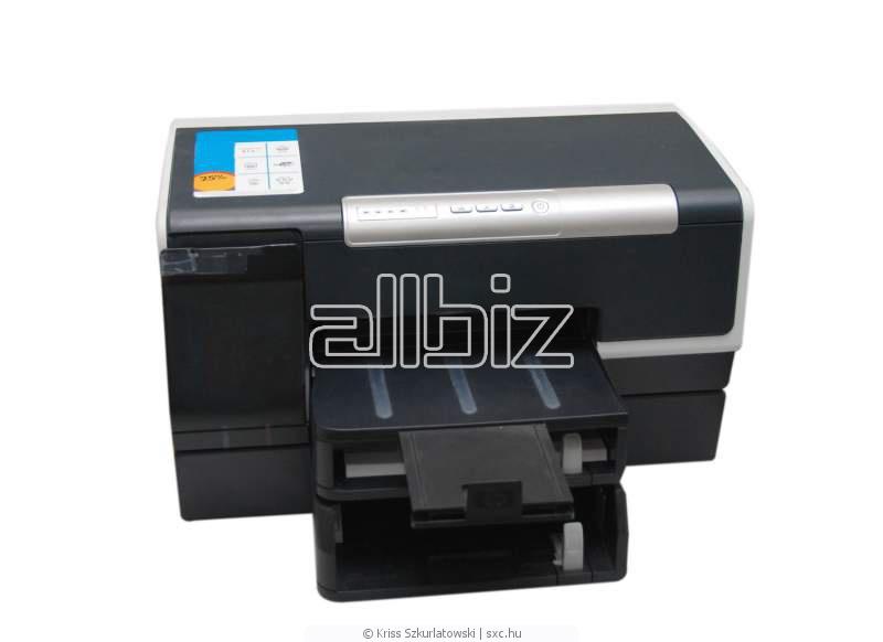Pedido Mantenimiento de impresoras