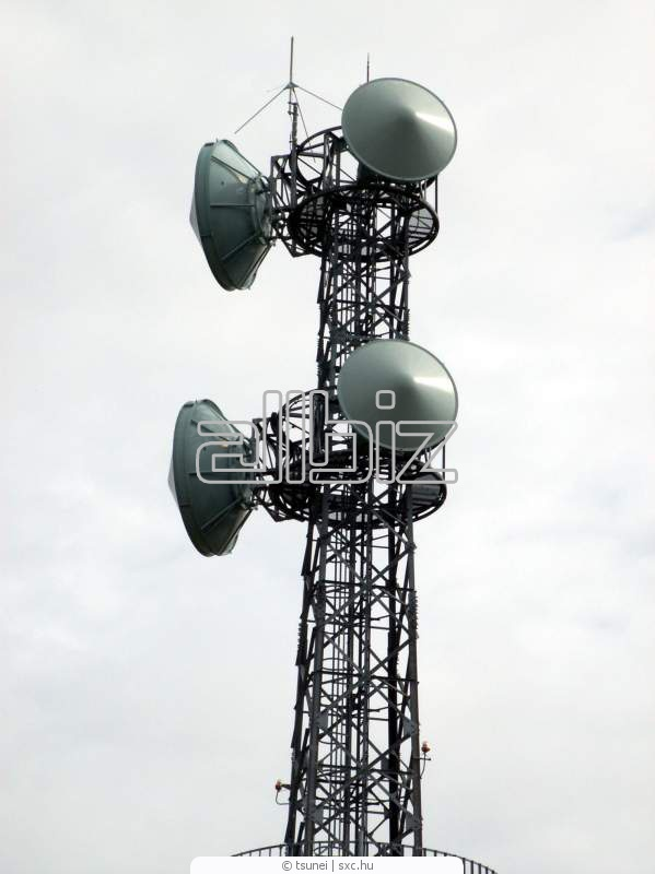 Pedido Montaje de redes telefonicas