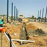 Pedido Instalaciones de sistemas hidráulicas