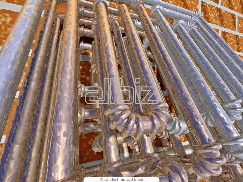 Pedido Construccion de canalizaciones hidrosanitarios