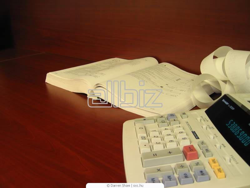 Pedido Servicios auditoria