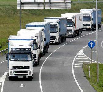 Pedido Transitos aduaneros