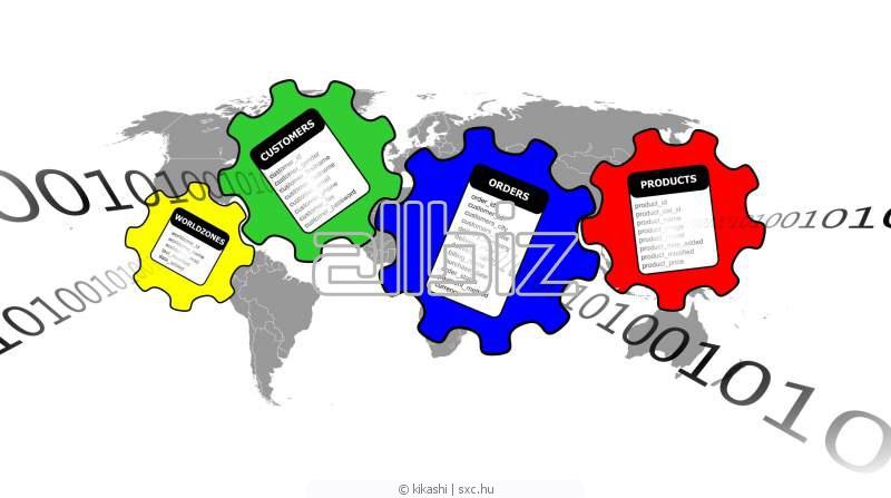 Pedido Creacion y configuracion de la base de datos